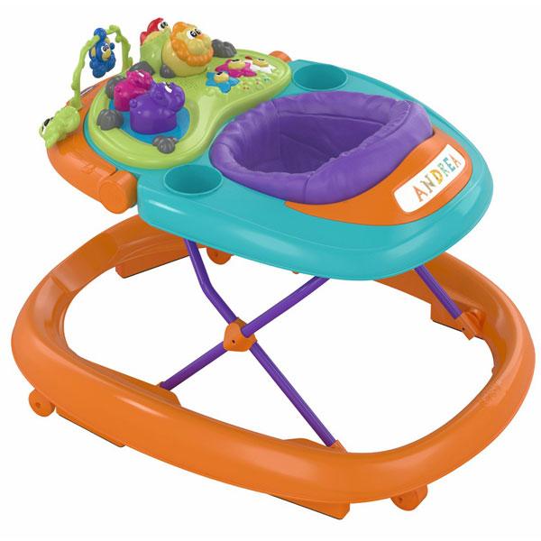 Chicco dubak Walky Talky wave - narandžasti 5390086 - ODDO igračke