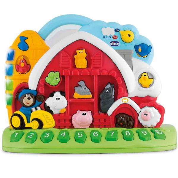 Chicco farma koja govori (engleski i srpski) 6050397 - ODDO igračke