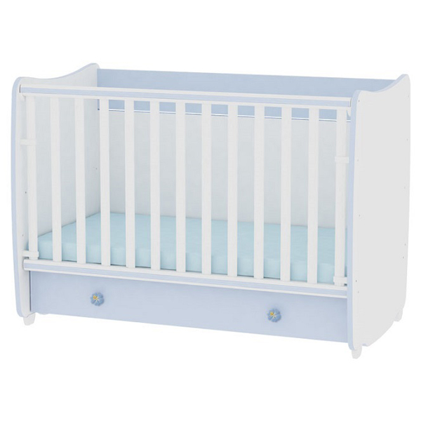 Drveni Krevetac Dream White/Blue 10150420022 - ODDO igračke
