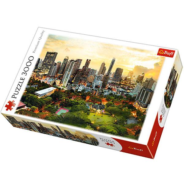 Trefl Puzzle Sunset In Bangkok 3000pcs 33060 - ODDO igračke