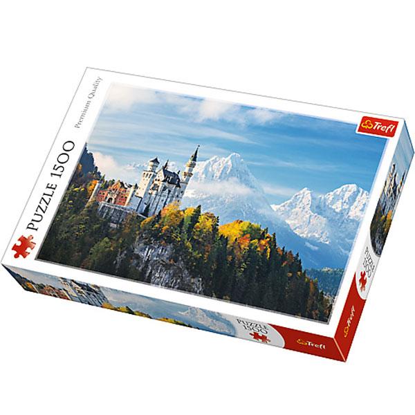 Trefl Puzzle Bavarian Alps 1500pcs 26133 - ODDO igračke