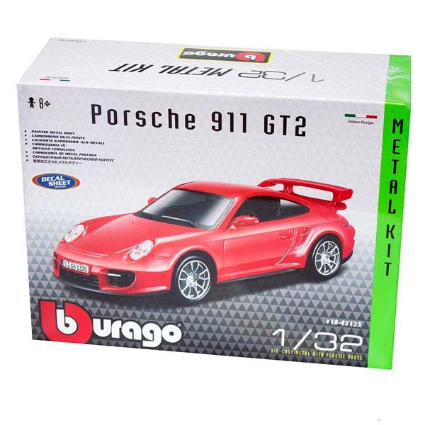 Burago kit 1:32 Street Porche  911 GT2 BU45125                                                     - ODDO igračke