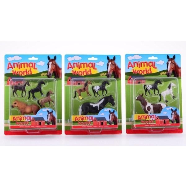 Plastična životinja konj 26858 - ODDO igračke