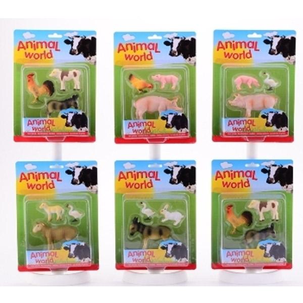 Plastične životinje domace 26857 - ODDO igračke