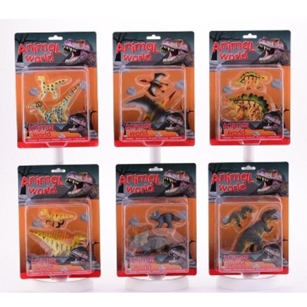 Plastični dinosaurus set 26855 - ODDO igračke