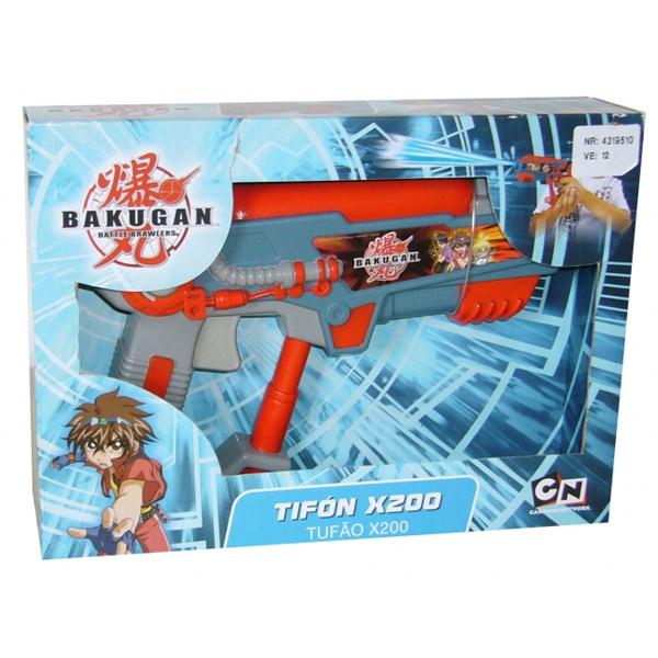 Pištolj na vodu Bakugan Tifon X2000 28095 - ODDO igračke