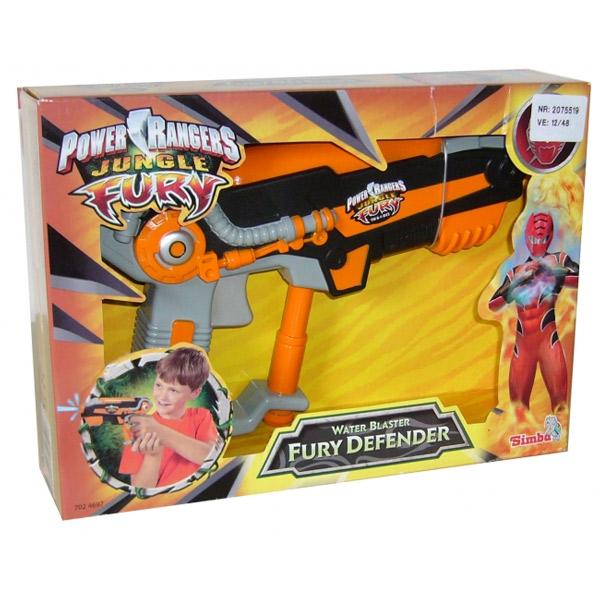 Power Rangers pištolj na vodu SIMB7271003 - ODDO igračke