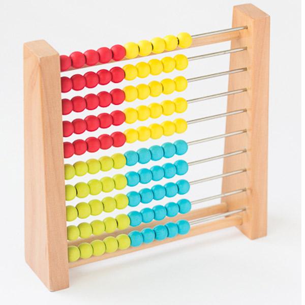Drvena Računaljka Pino 8392 - ODDO igračke
