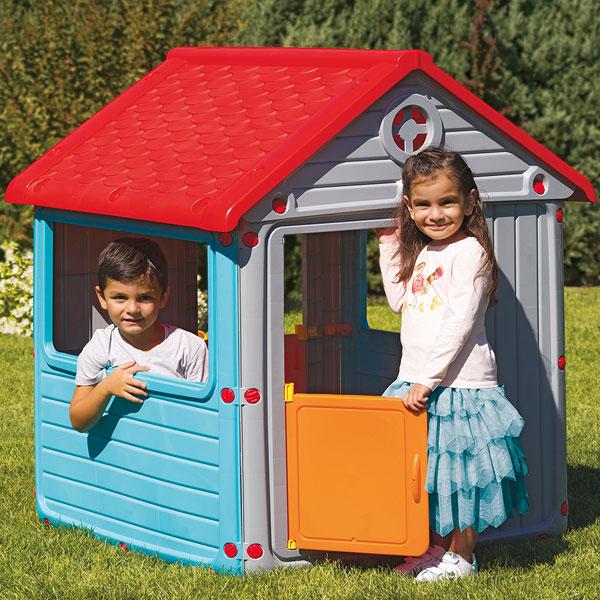 Kućica za decu Seka i Bata 030122 - ODDO igračke
