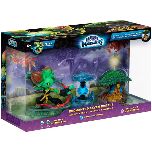 Skylanders Imaginators Adventure Pack 2 (Boom Bloom/Air/Treehouse) 87923EU 026737 - ODDO igračke