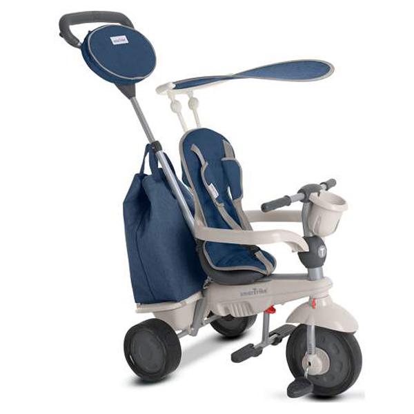 Smart Trike tricikl Voyage Blue 1950700 - ODDO igračke