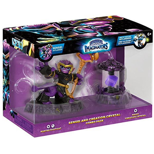 Skylanders Imaginators Combo Pack 2 (Mysticat/Magic) 026740 87917EU - ODDO igračke