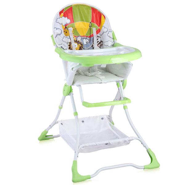 Stolica za hranjenje Bravo Multicolor Balloon Bertoni 10100061701 - ODDO igračke