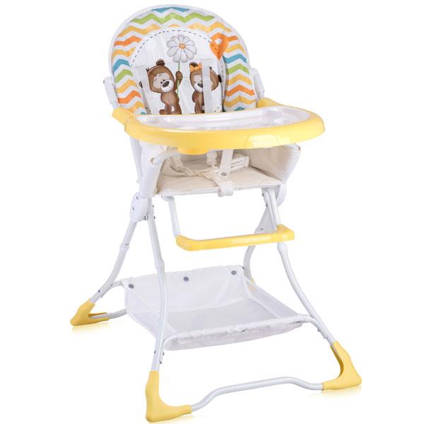 Stolica za hranjenje Bravo Yellow Daisy Bears Bertoni 10100061717 - ODDO igračke