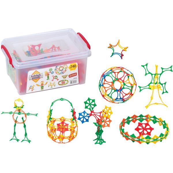 DEDE Slagalica 240 elemenata 031461 - ODDO igračke