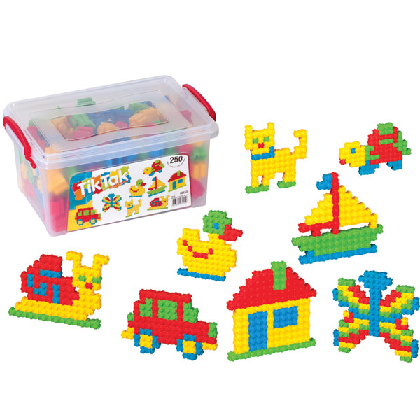 DEDE Slagalica 250 elemenata 031539 - ODDO igračke