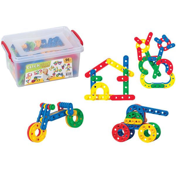 DEDE Slagalica 96 elemenata 031447 - ODDO igračke