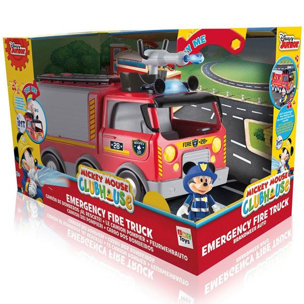 Vatrogasni Kamion Mickey IM181922 - ODDO igračke