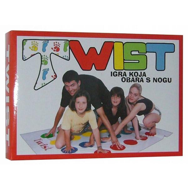 Drustvena igra Twist 02193 - ODDO igračke