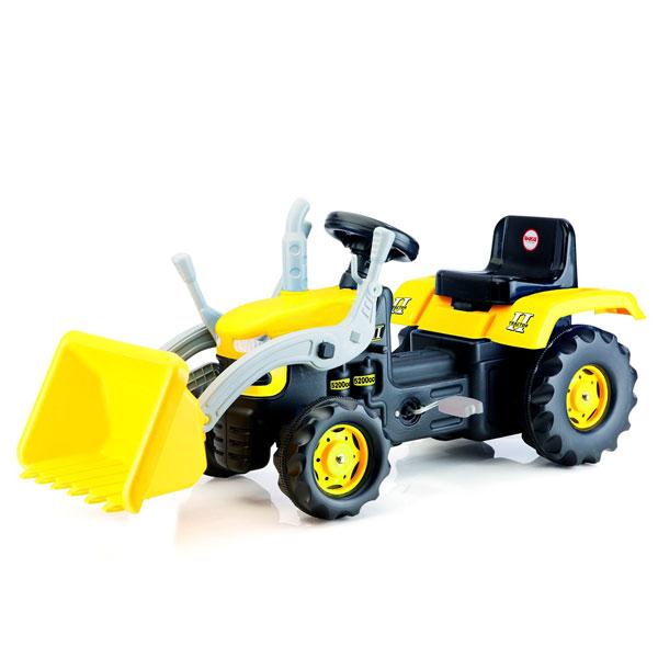 Traktor na pedale sa kašikom Dolu - 080516 - ODDO igračke