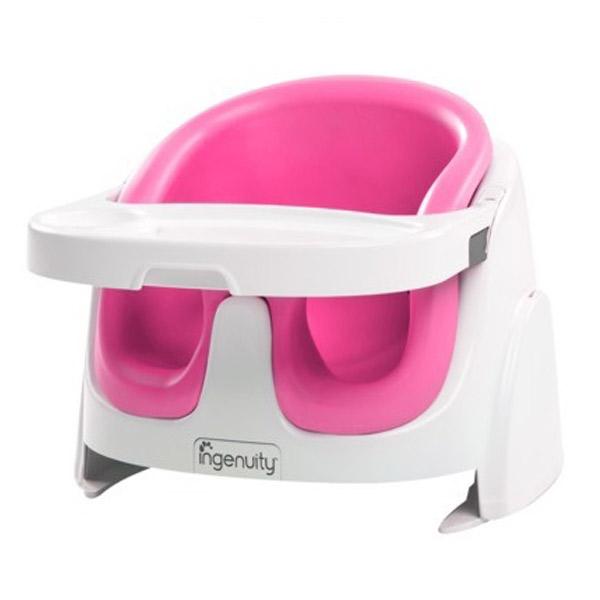 Stolica za hranjenje za Bebu Roza - SKU60357 - ODDO igračke
