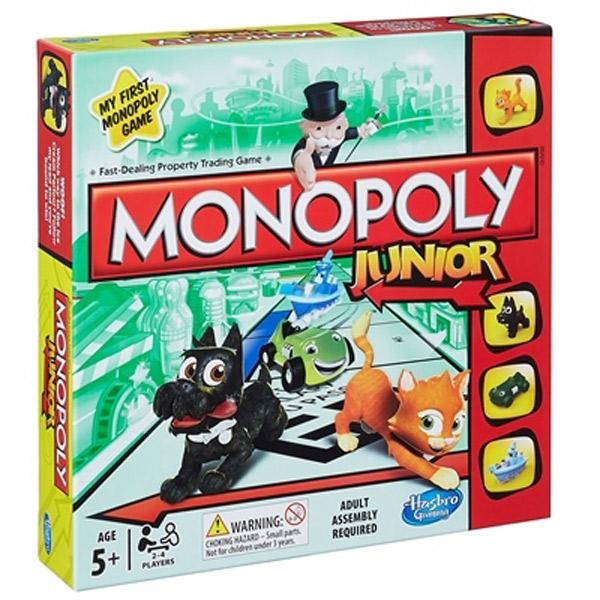 Monopol društvena Igra Junior A6984 - ODDO igračke