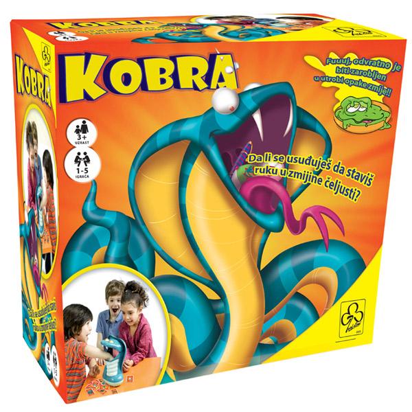 Društvena Igra Kobra 904026 - ODDO igračke