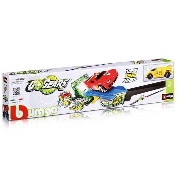 Pista Go Gears 1:55 Super Speed Jump BU30277 - ODDO igračke