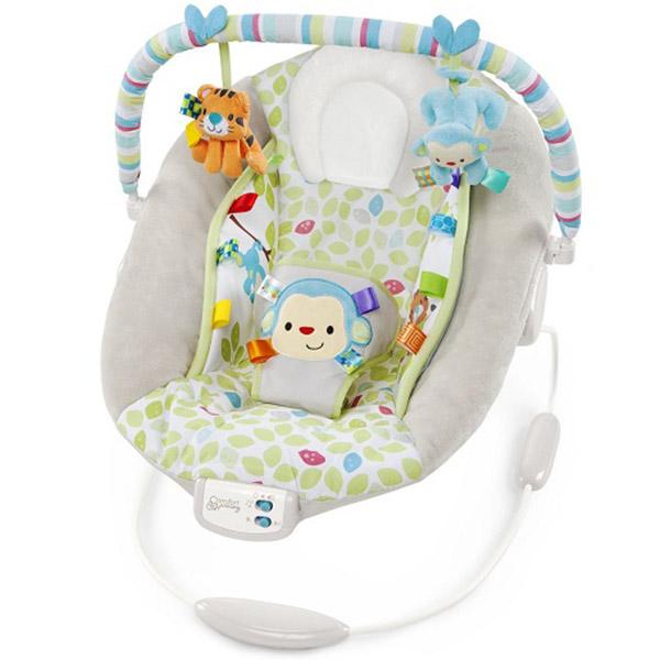 Ležaljka Comfort&Harmony Merry Monkeys - SKU60406 - ODDO igračke