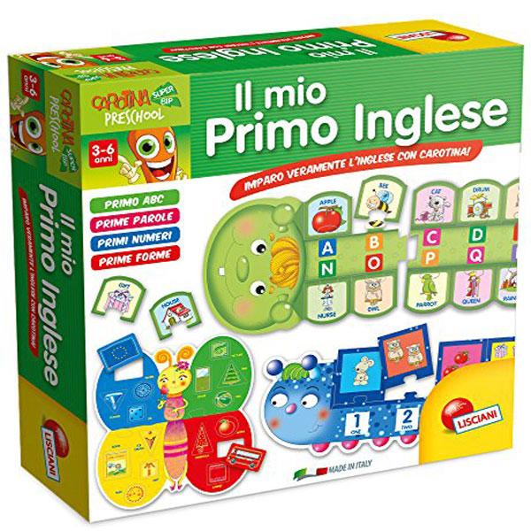 Edukativna igra Moje prve reci Lisciani 54275 - ODDO igračke