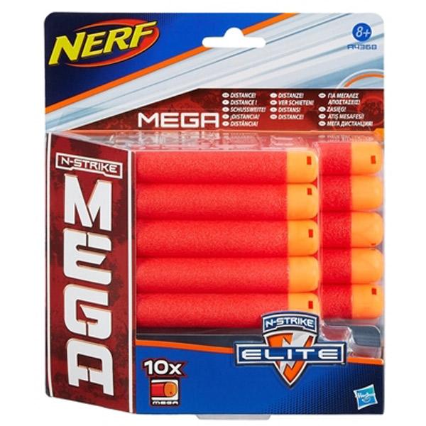 Nerf NStrike Mega Punjenje A4368 - ODDO igračke