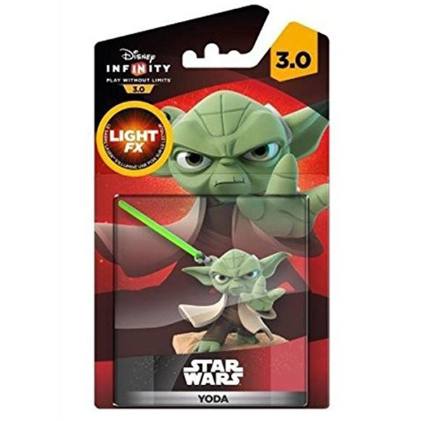 Infinity 3.0 Figure Light Up - Yoda (Star Wars) 024481 IQAV000123 - ODDO igračke