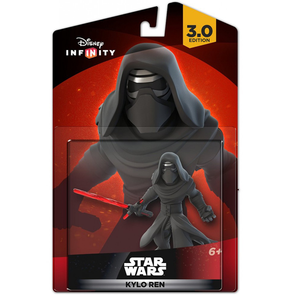 Infinity 3.0 Figure Light Up - Kylo Ren (Star Wars) 025088 IQAV000125 - ODDO igračke