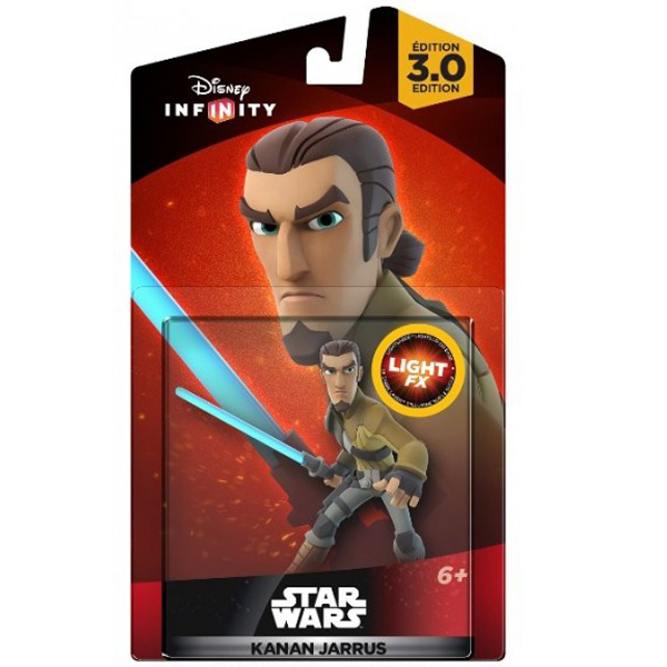 Infinity 3.0 Figure Light Up - Kanan (Star Wars) 024485 IQAV000135 - ODDO igračke