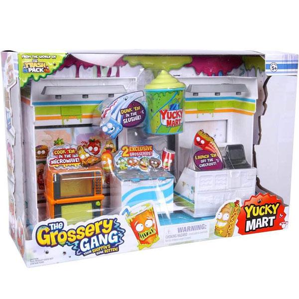 Buđavci Yucky Mart set 2 figure ME69007 - ODDO igračke