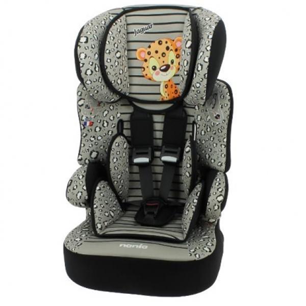 Auto sedište za decu od 9-36kg 1/2/3 jaguar Nania Beline Comfort 5120794 - ODDO igračke