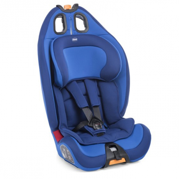 Auto sedište za decu od 9-36 kg Gro-Up 123 power blue -plavo Chicco 5100097 - ODDO igračke