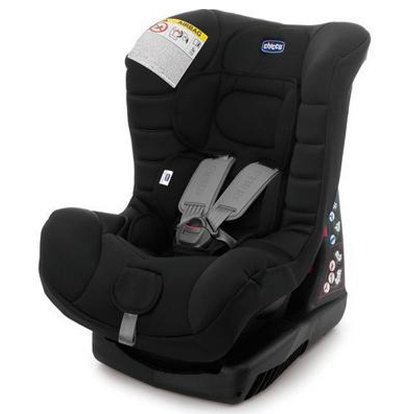 Auto sedište za decu od 0-18kg Eletta 0/1 black -crno Chicco 5120755 - ODDO igračke