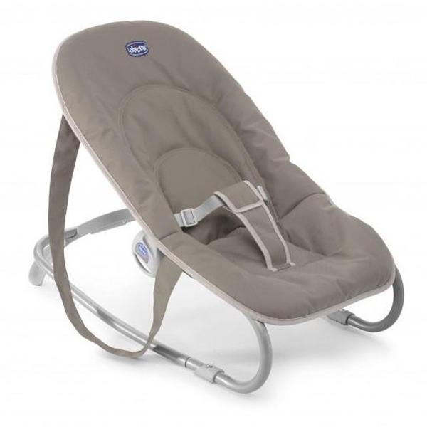 Chicco ležaljka Easy relax Mirage - siva 5210118 - ODDO igračke