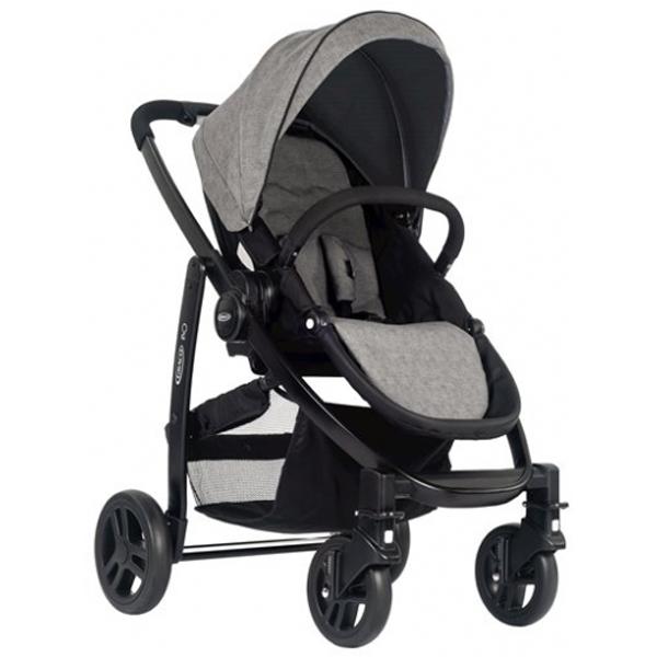 Graco kolica za bebe Evo Slate - siva 5010239 - ODDO igračke