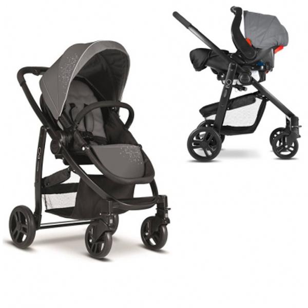Graco duo sistem (kolica+auto sedište) Evo charcoal 5040152 - ODDO igračke
