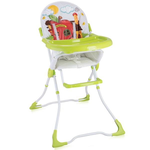 Stolica za hranjenje Candy Green Hedgehog Bertoni 10100211709 - ODDO igračke