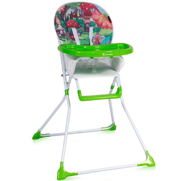 Stolica za hranjenje Bobo Green Mushrooms Bertoni 10100271721 - ODDO igračke