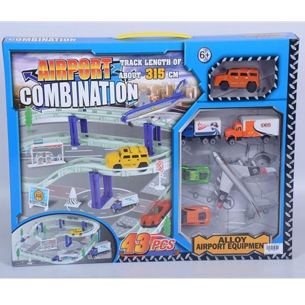 Staza za autiće (50x35x5) 11/85311 - ODDO igračke
