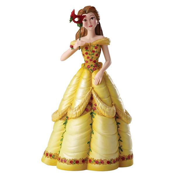 Jim Shore Belle Masquerade Figurine 025976 4046620 - ODDO igračke