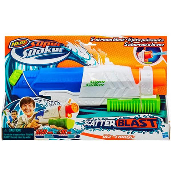 Nerf pištolj na vodu Scater Blast A5832 - ODDO igračke