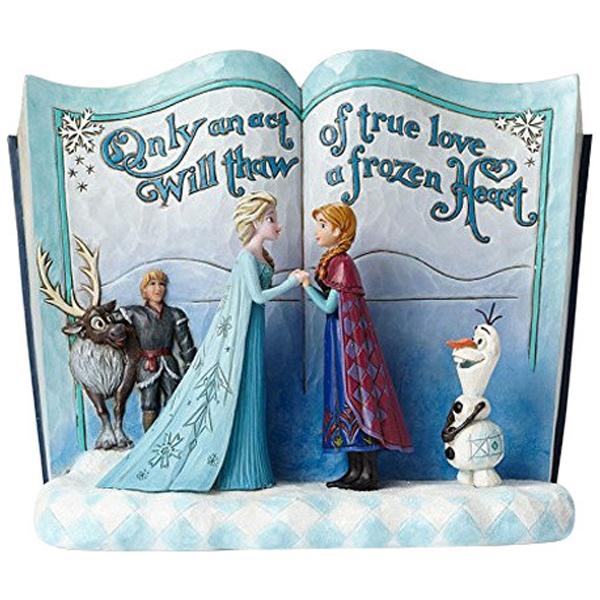 Jim Shore Disney Storybook Frozen Figure 026884 4049644 - ODDO igračke