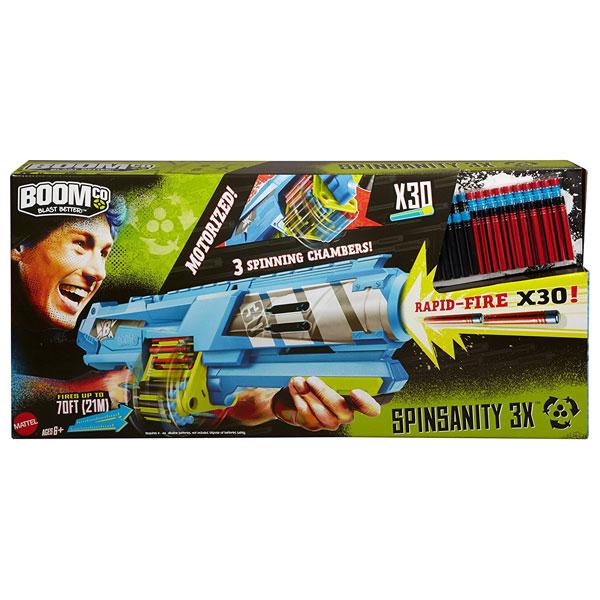 Boom pištolj Mattel DGV43-9C95 - ODDO igračke