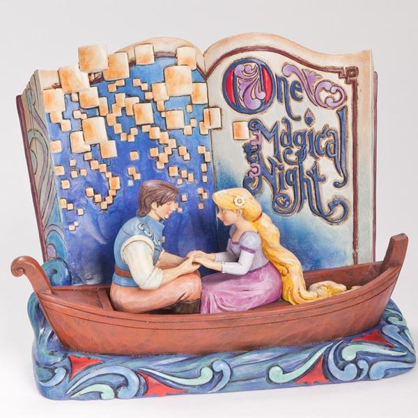 Jim Shore One Magical Night Tangeled 022513 4043625 - ODDO igračke