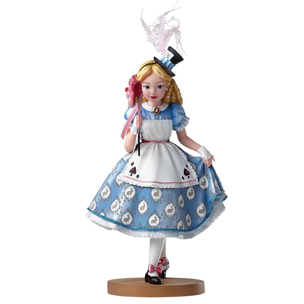 Jim Shore Alice In Wonderland Masquerade Figurine 025979 4050318 - ODDO igračke